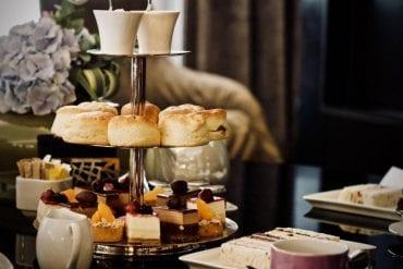 high tea and afternoon tea desserts main