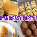 10 Quick and Easy Party Snacks