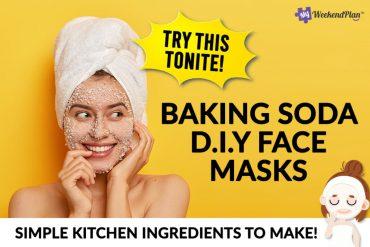 Baking Soda D.I.Y. Face Masks 1