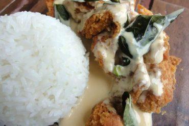Creamy Malaysian Buttermilk Chicken 1