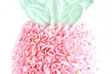 Pink Pineapple Cake 2 1