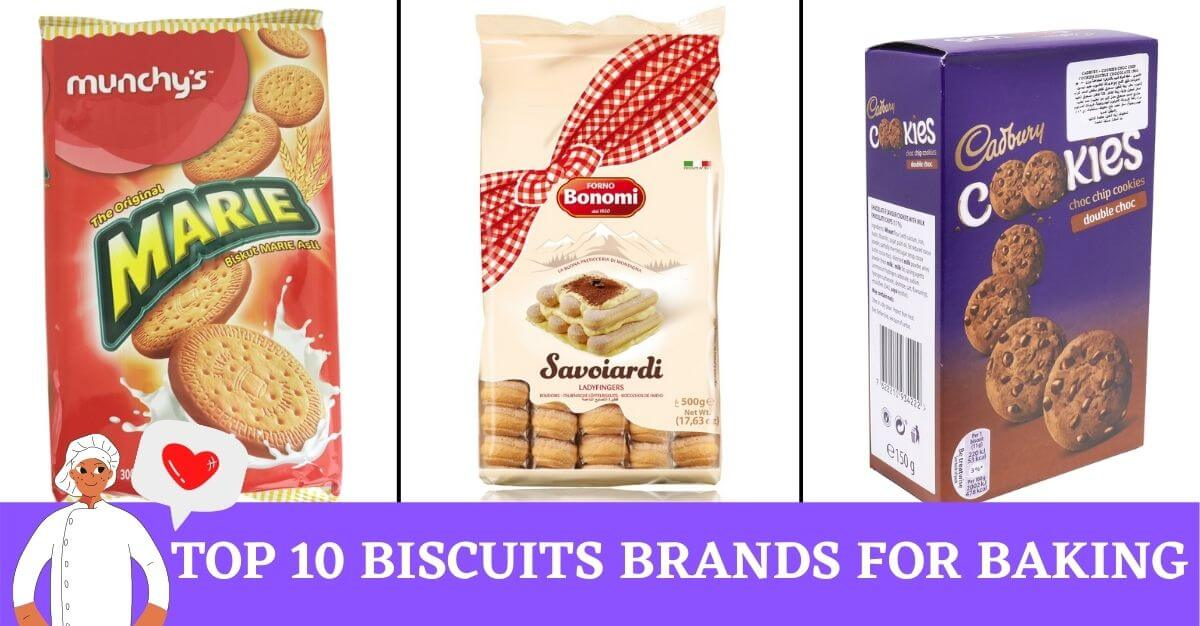 Top 10 Biscuits Brands for Baking 1