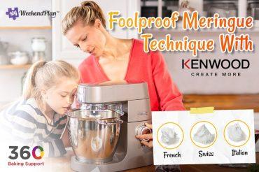 Foolproof Meringue Technique