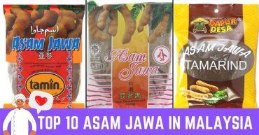 Top Asam Jawa In Malaysia