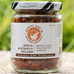 Aunty Kels Spicy Vegetarian Anchovy Relish