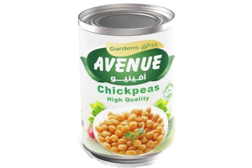 Avenue Garden Chickpeas