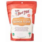 Bobs Red Mill Organic Whole Grain Quinoa Flour