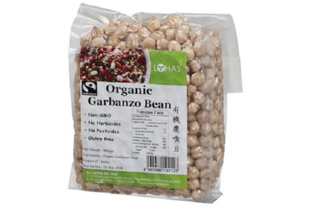 Lohas Organic Garbanzo Bean